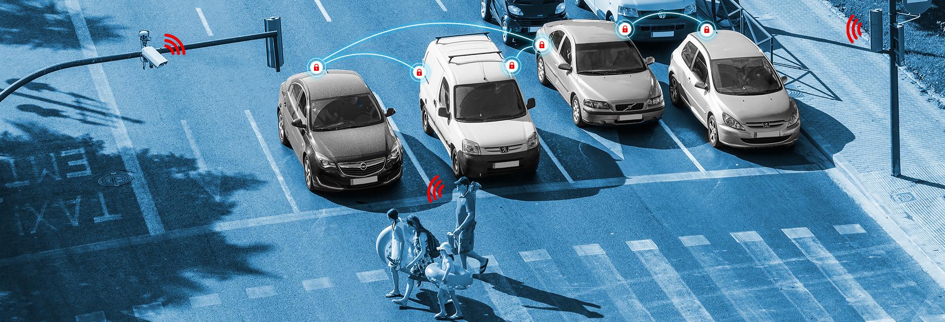 Um trânsito mais conectado, organizado e seguro. A tecnologia V2X promete trazer todas essas vantagens. Confira em nosso blog.