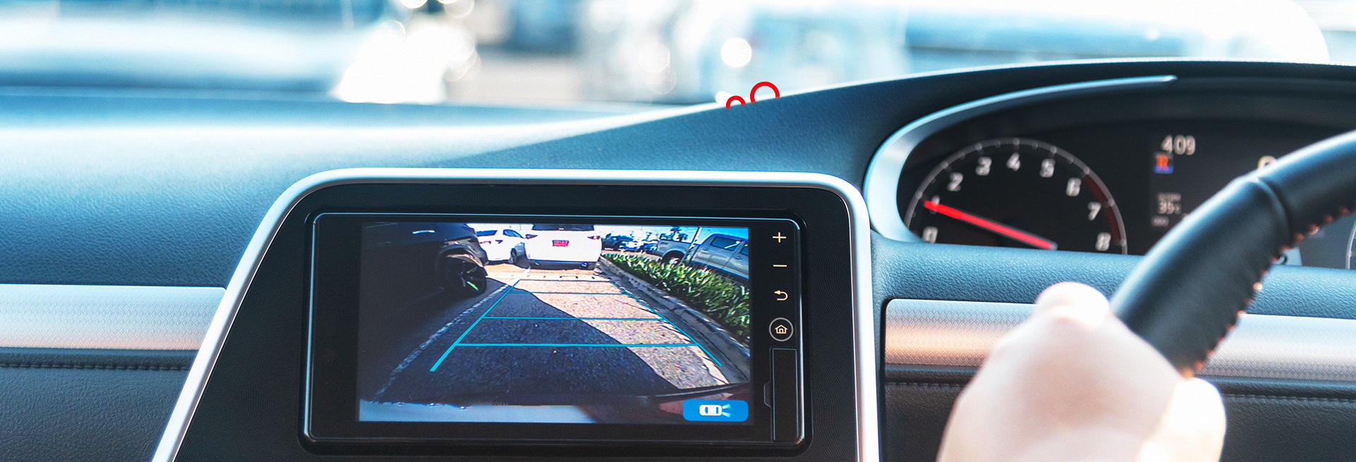Câmeras automotivas
