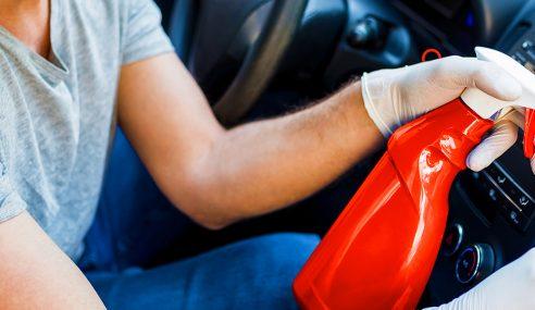 Higienização automotiva: 4 dicas para você fazer em casa
