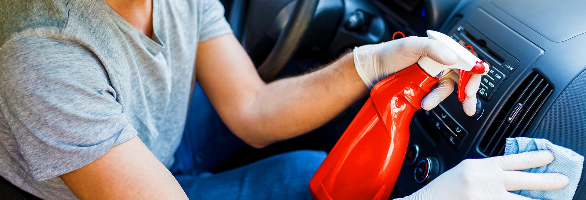 higienização automotiva