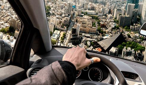 Carro voador: uma proposta para um futuro que já chegou